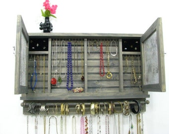 Choose your own colors Jewelry Holderr jewelry display