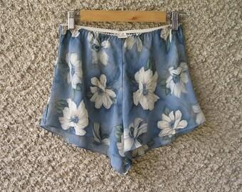 Vintage Shorts, Sleepwear Lingerie, size S