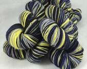Renegade: Superwash Strong Heart Self Striping Sock Yarn