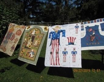 Print Fabric panels