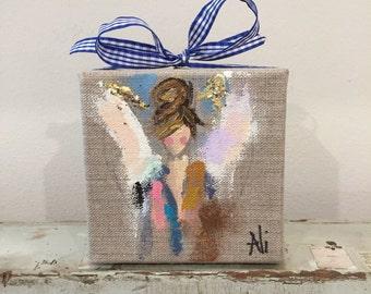 Gingham Angel