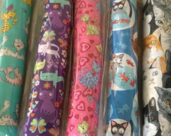 Cat Toys Customer Appreciation Sale-- 5 catnip cat body pillow -cat toy--Cats  love  them