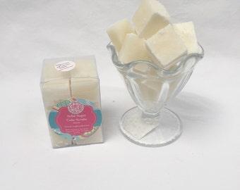 Jasmine, Sugar Cube Scrubbies, Scrub, Scrubs, Exfoliate, Organic, Natural, Shea Butter, Skin Care