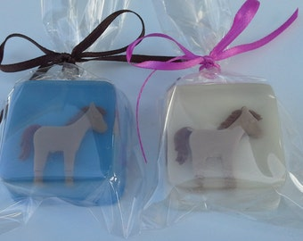 Pony Favors, scented in Apple or Fresh Grass
