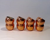 Coppercraft Guild Roly Roly Tumblers, Set of 8