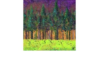 Treescape B 8x10 Color Print