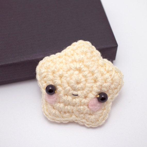 Amigurumi Crochet Star : amigurumi star plush crochet stuffed toy star ornament