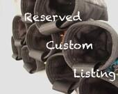 Custom WV chalkbag