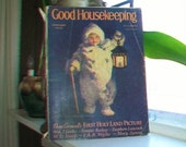 1926 Good Housekeeping Magazine Vintage January Issue