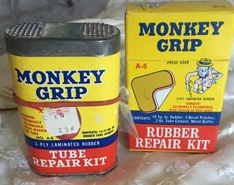 2 Vintage Monkey Grip Repair Kits