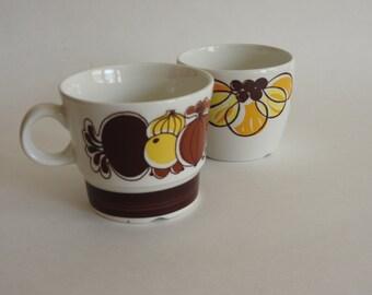 Stavangerflint Solei Tea Cups Designed by Inger Waage