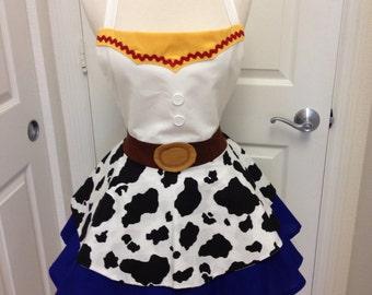 Jesse apron dress