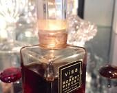 Robert Piguet Visa•  Flacon 1/2oz•  Perfume 1/2 full Rare Original
