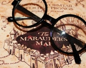 HARRY POTTER Costume Prop Glasses - Great for Photo booth Prop or Party Favors!  Round spectacles