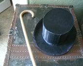 Vintage Theatre Costume Top Hat