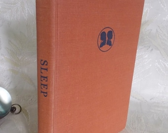 """Vintage book """"Sleep"""" by Marie Carmichael Stopes"""