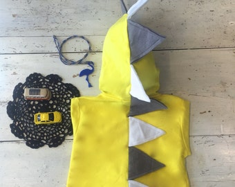 SALE ITEM !! Kids Dinosaur Costume - Easter Sale - Dino Hoodie - Dinosaur Sweatshirt - Dress Up Clothes - Birthday Gift Party - Easter Gift