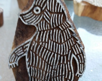 Wooden Textile Printing Blocks From India