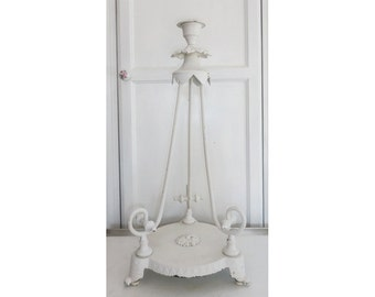 SOLID BRASS Steeple Shaped Standing Ornament Floral Finials