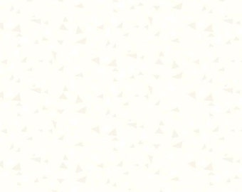 The Whisper Palette - Confetti in Champagne - A-5575-L - Lizzy House for Andover - 1/2 Yard