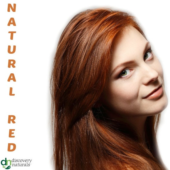 Buy 3 Get 1 Free: Henna Maiden RADIANT NATURAL RED 100% Natural Chemical Free Hair Coloring (806)