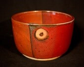 One Of A Kind Handmade Ceramic Bowl