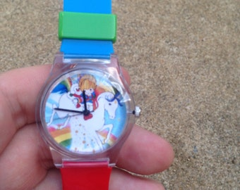 Rainbow Brite Watch