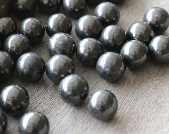 Shungite 20 mm Stone Sphere S27