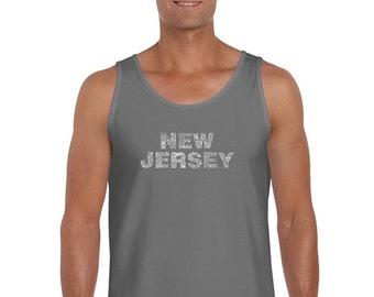 Men's Tank Top - NEW JERSEY NEIGHBORHOODS