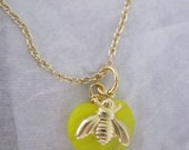Be My Honey BEE Necklace