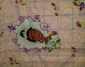 Fat quarter Disney Tiana Cotton Fabric