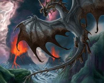 Icelandic Dragon