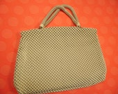 Whiting Davis Handbag Alumesh Made In USA Antique Evening Purse
