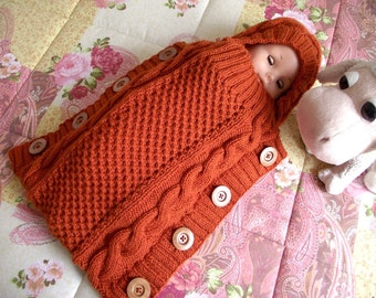 Knitting patterns baby Etsy