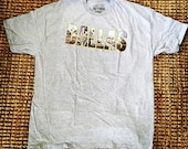Dallas TV Show Men's Gray Shirt