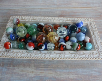 Colorful marbles- Free Shipping
