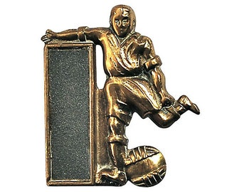 Soccer / Football Player Match Striker Sports Vintage Tobacciana from England