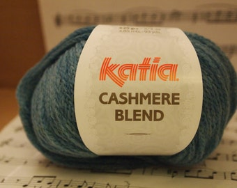 Free Shipping (from the second ball) - Katia Cashmere Blend - SALE - only 5.99 USD