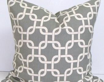 GRAY PILLOW SALE, 18x18 inch Grey Pillow, Pillow Cover, Decorative Pillow, Gray Throw Pillow, Grey Pillow, Gray Accent Pillow, Grey Cushion