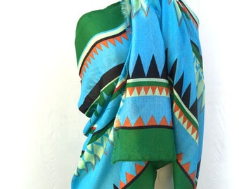 Swimsuit coverups cover up coverup swim, beach cover ups coverup cover up,  tribal scarf,  summer gift under 20 - By PiYOYO