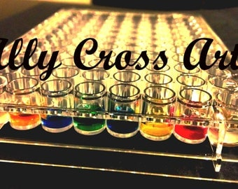 """Fine Art """"Chemicals"""" Science Geek Photography Print by Ally Cross"""