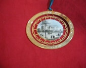The White House Historical Assoc. 1992 Christmas Ornament
