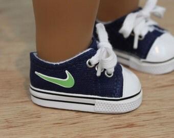 Navy Blue Adidas Women Tennie Shoes