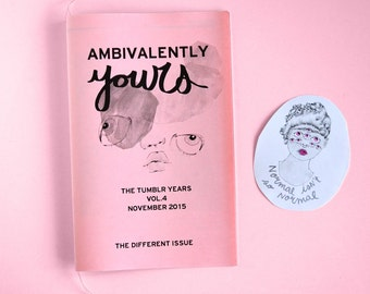 The Tumblr Years zine (vol.4)