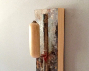 modern coat hook: Trowler
