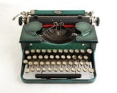 Typewriter Royal Standard Portable