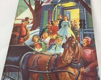 Christmas in Song book of carols 1947