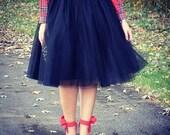 Bethany - Custom Made Ladies Tulle Skirt