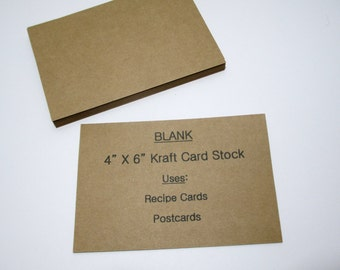 how to print on a 4x6 index card