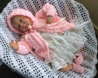 sweetpee baby knitting pattern